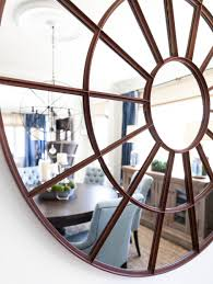 Mirrors Dining Room Large Round Mirror 60