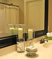 Frame A Bathroom Mirror With Molding by Remodelaholic Bathroom Mirror Frame Tutorial