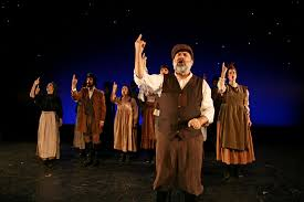 Fiddler On The Roof Synopsis by The Cameri Theatre Of Tel Aviv Fiddler On The Roof