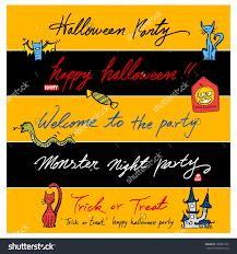 happy halloween pic happy halloween stock vector 189051395 shutterstock