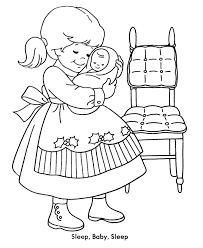 baby sister coloring pages printable coloring pages ages
