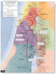 Judea Map Maps