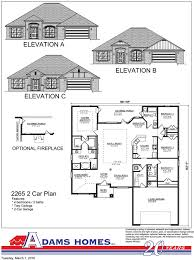 Legacy Homes Floor Plans The Legacy At Saybrook Adams Homes