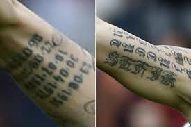 zlatan ibrahimovic u0027s incredible tattoos and what manchester united