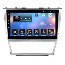 inch 2007 2011 toyota camry android 6 0 1024 600 touchscreen radio