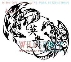 fire dragon flame holder tattoo design by alviaalcedo on deviantart