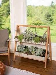 A Frame House Terra A Frame House Plant Shelf Indoor Gardeners Com