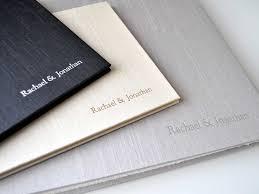 Black Leather Photo Album Silk Bound Paper Page Album Black U2013 Jenni Bick Bookbinding