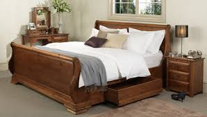 King Size Leather Sleigh Bed King Size Sleigh Bed Original And Special King Size Sleigh Bed