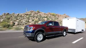 truck nissan diesel nissan and cummins talk about how good the 2016 titan xd u0027s diesel