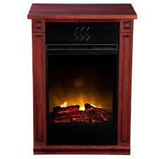 heat surge 30000529 accent electric fireplace cherry sears