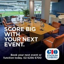 gio stadium canberra home facebook