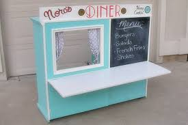 homemade play kitchen ideas diy costume closet for kids inhabitots