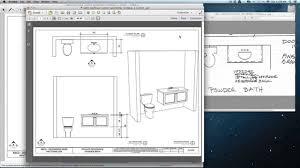 old v1 sketchup layout bathroom tutorial b kbcd youtube