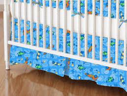 Race Car Crib Bedding Set by Crib Skirts Sheets Sheetworld