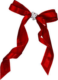 christmas gift bow satin christmas gift free photo on pixabay
