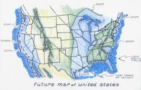 Louisiana Flood Maps by Us Navy U0027s Earth Changes Flood Map Of America Earth Changes Maps