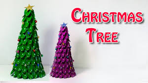 diy crafts making of christmas tree youtube