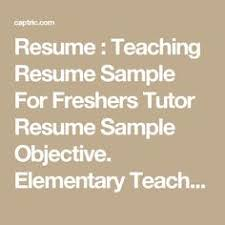 Elementary Teacher Resume Sample by Pharmacy Technician Resume Examples Medical Sample Resumes