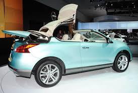 nissan juke yaw sensor location 2011 nissan murano crosscabriolet debuts in la