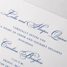 Engraved Wedding Invitations Wedding Etiquette Assembling The Invitation Enclosures Crane