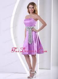 quinceanera damas dresses dama dresses quinceanera sequins sash