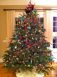 christmas christmas trees decorated awesome pictures of in
