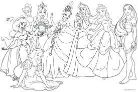 barbie princess coloring pages games ariel dress baby rapunzel