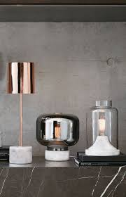 Home Decor Lamps by Best 25 Marble Lamp Ideas On Pinterest Copper Decor Rose Gold