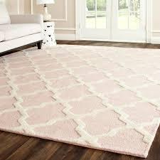 light pink wool rug cambridge light pink ivory tufted wool rug laylagrayce rug