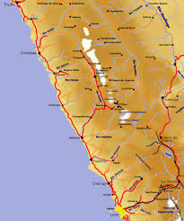 Lima Map Trekperu