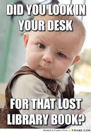 Book Of Memes - 78 best overdue books images on pinterest bookshelf ideas library
