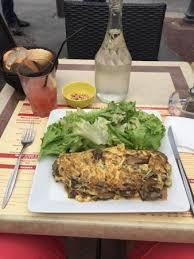 cuisiner des cepes frais omelette aux cèpes frais salade picture of la tartine albi