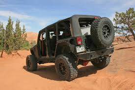 video tom scott u0027s rockin u0027 2007 jeep wrangler rubicon off road