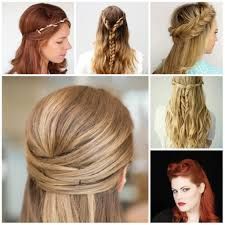 half up half down updo hairstyles beautiful long hairstyle