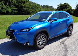 lexus nx blue review 2016 lexus nx 300h and toyota rav4 hybrid gas electric