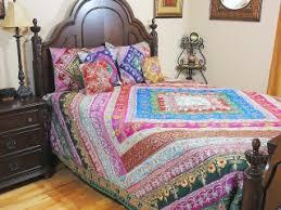 indian bedding decorative bedspreads u0026 duvets bohemian bed linens