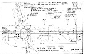 Mansfield Ohio Map by Prr Interlocking Diagrams Pittsburgh To Crestline Main Line