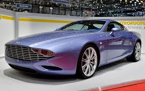 purple aston martin aston martin reveals vanquish zagato concept the driven blog