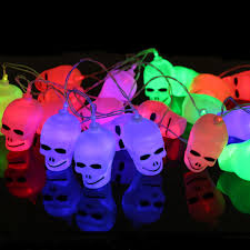 compare prices on halloween skull lights online shopping buy low