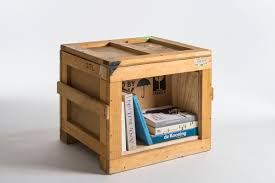 furniture made from repurposed shipping crates the daily snapshots