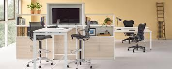 Herman Miller Office Desk Sense Desk Herman Miller