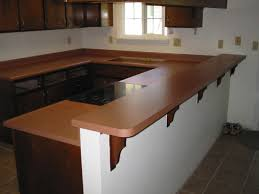 Kitchen Bar Cabinets How To Add A Raised Bar To Kitchen Cabinets Ehow