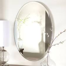 Gatco Bathroom Gatco Marina Beveled Oval Bathroom Mirror Atg Stores Shop Allen