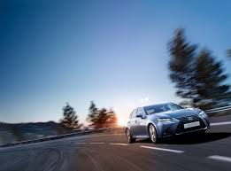 lexus turbo charged engine lexus gs updated now with more safety kit and new turbocharged