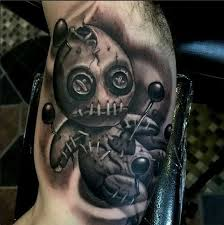 36 best creepy doll tattoos images on pinterest doll tattoo