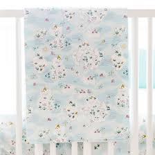 Crib Bedding Separates Map Baby Blanket Map Crib Blankets Adventure Crib Blanket