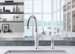 Blanco Kitchen Faucet Parts Artistic Forms And Hard Working Features Define Blanco Artona