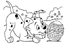 cute dalmatians coloring pages coloring pages