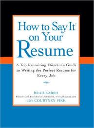 knock u0027em dead resumes a killer resume gets more job interviews